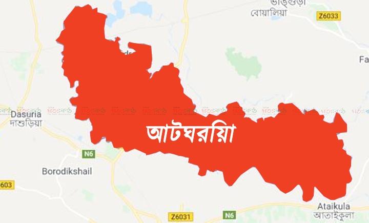 Atghoriya-map