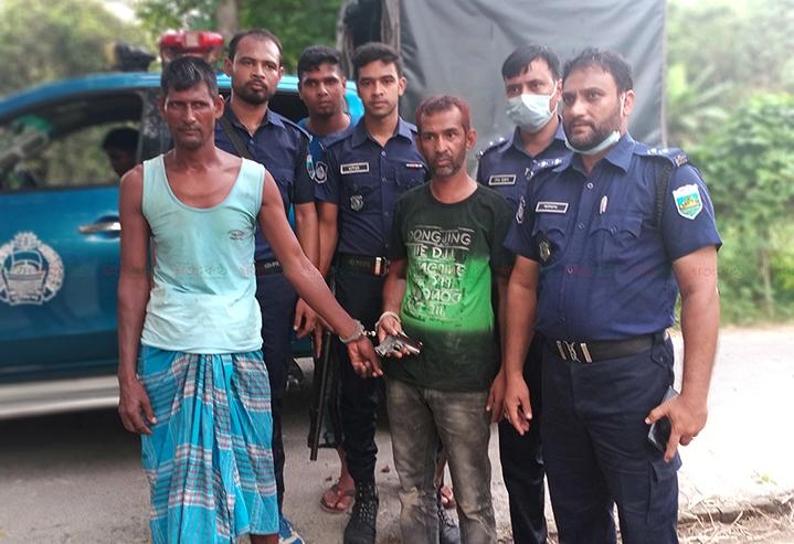 Nonondonpu+Arrest