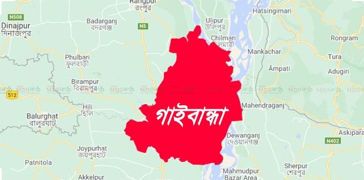 Gaibandha_Map