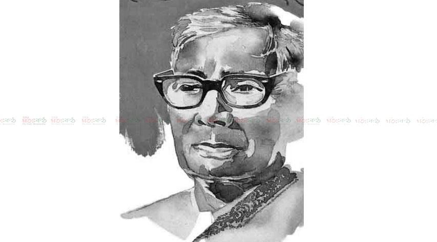 বাংলা সাহিত্যের এক প্রবাদ পুরুষ পল্লিকবি জসীম উদ্দীন